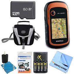Garmin 010-01508-00 - eTrex 20x Handheld GPS 16GB Micro SD M