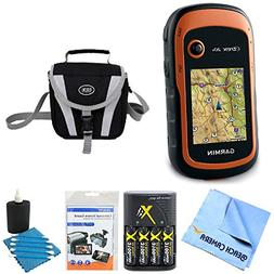 Garmin 010-01508-00 - eTrex 20x Handheld GPS Battery Bundle