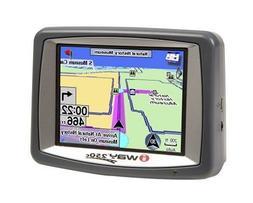 Lowrance 000-0125-03 iWay 250C 3.5-Inch Portable GPS Navigat