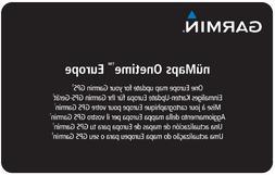 Garmin 010-11045-05 nuMaps Onetime Europe NT 2013