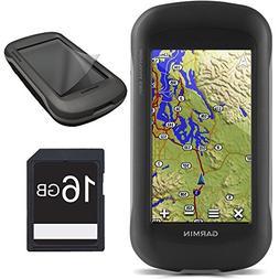 Garmin 010-01534-11 Montana 680t Handheld GPS 16GB Memory Ca