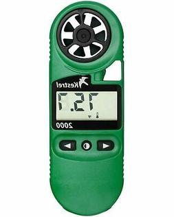 Kestrel 2000 Pocket Wind  And Temperature Meter / Digital Th