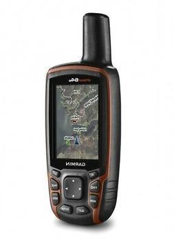 - Garmin 64S Handheld GPS with