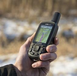 Garmin 64st, TOPO US 100K Maps, High-Sensitivity Handheld GP
