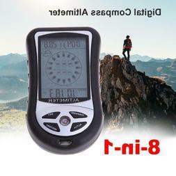 8 in 1 handheld electronic navigation gps