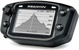 Trail Tech 912-401 Voyager Stealth Black Moto-GPS Computer
