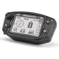 Trail Tech 912-2016 Voyager Stealth Black Moto-GPS Computer