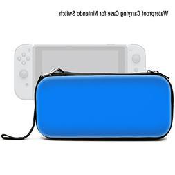 ADVcer Nintendo Switch Case, EVA Waterproof Hard Shield Prot