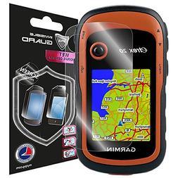 For Garmin eTrex GPS  Screen Skin Protector Shield Ultra Cle