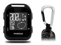 Garmin Approach G10 Golf GPS with Garmin Lanyard Carabiner &