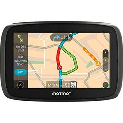 "TomTom GO 50 S 5"" Portable Vehicle GPS with Lifetime Maps &"