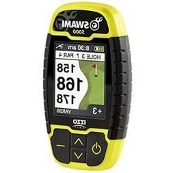 NEW Izzo Golf A44020 Swami 5000 Golf GPS with Color Screen a
