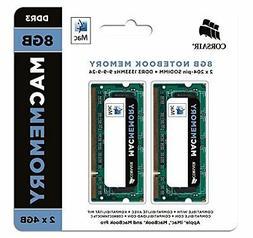 Corsair Apple Certified 8GB  DDR3 1333 MHz  Laptop Memory 1.