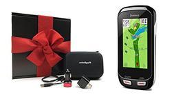Garmin Approach G8 Gift Box Bundle Includes Handheld Golf Gp