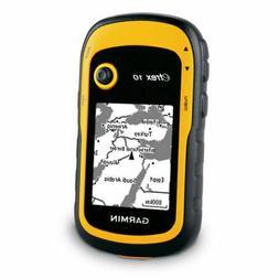 BRAND NEW GARMIN eTrex 10 Handheld GPS Receiver Navigator 01