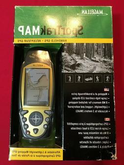 BRAND NEW NEVER OPENED Magellan SporTrak Map Handheld GPS