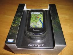 "Brand New! Garmin Oregon 650t 3"" Handheld GPS w/ 8MP Camera"