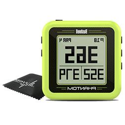 Bushnell Phantom Compact Handheld Golf GPS with Built-In Gol