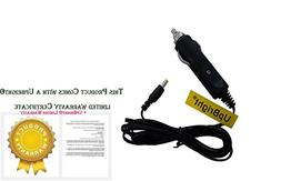 UpBright NEW Car DC Adapter For Garmin Rino 520 530 520HCx 5