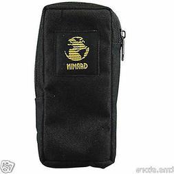 GARMIN Carry CASE Black Nylon W/Zipper FITS Most HANDHELDS G