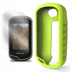 TUSITA Case with Screen Protector for Garmin Oregon 600/600t