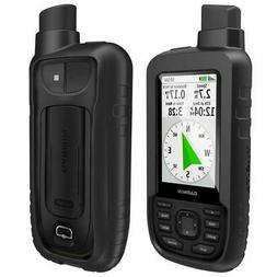TUSITA Case for Garmin GPSMAP 66s 66st Silicone Protective C