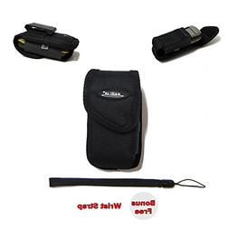 Magellan Clip Carrying Travel Case For Garmin eTrex Vista/eT
