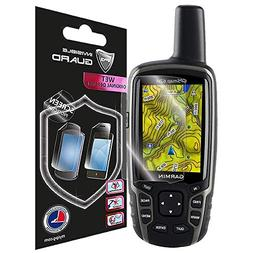 IPG Compatible with Garmin GPSMAP 62 64st Screen Protector F
