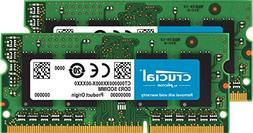 Crucial 8GB DDR3 SDRAM Memory Module - 8 GB  - DDR3 SDRAM -