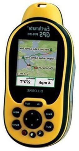 DeLorme Earthmate PN-20 Waterproof Hiking GPS