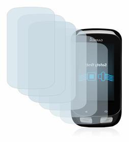 Garmin Edge 1000 GPS Hand Held,  6x Transparent ULTRA Clear