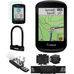 Garmin Edge 830 Sensor Bundle, Performance Touchscreen GPS C