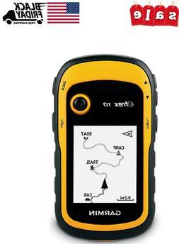 Garmin eTrex 10 Handheld GPS Worldwide Navigator Outdoor Hik