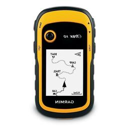 etrex 10 handheld outdoor hiking gps receiver
