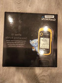Garmin eTrex 10 Handheld Worldwide GPS - Geocaching , Huntin