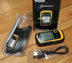 Garmin eTrex 10 Handheld Yellow & Black Worldwide GPS Naviga
