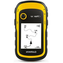 Garmin eTrex 10 Rugged Handheld GPS