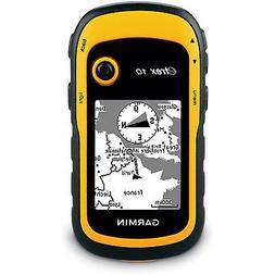 Garmin eTrex 10 Worldwide Handheld GPS Navigator - 010-00970