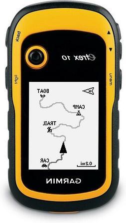etrex 10 worldwide handheld gps navigator free