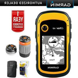 Garmin eTrex 10 Worldwide Handheld GPS Navigator 32GB Access