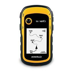 etrex 10 worldwide handheld gps navigator