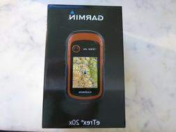 Garmin eTrex 20X Handheld GPS 2.2'' Display IPX7 Water Ratin