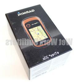 Garmin eTrex 20x Handheld GPS Navigator Sat Nav Hiking Walki