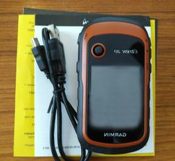 Garmin eTrex 20x Handheld GPS Receiver brand new
