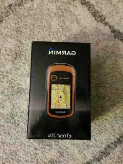 Garmin eTrex 20x Handheld GPS with Enhanced Memory & Resolut
