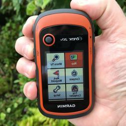 Garmin eTrex 20x - Handheld GPS, Worldwide Basemap, HotFix a