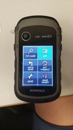 "Garmin eTrex 30x 2.2"" Handheld GPS Unit - Black"