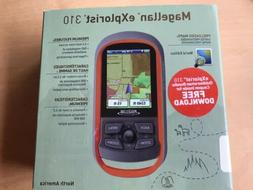 MAGELLAN eXplorist 310 Handheld *WORLD EDITION* Waterproof H