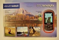 Magellan eXplorist 310 Outdoor Bundle Handheld GPS Carrying