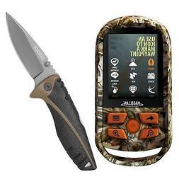MAGELLAN EXPLORIST 350H GERBER KNIFE BUNDLE HANDHELD GPS